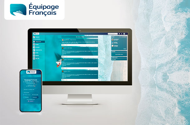 Mockup Equipage Français