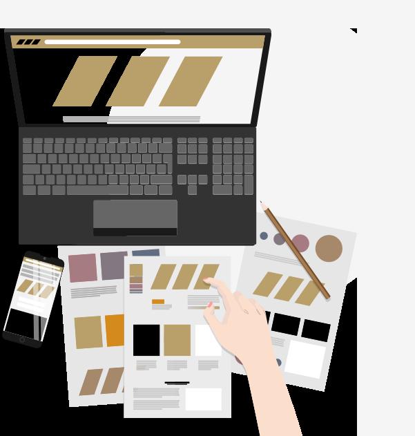 Agence Web Nice - Direction Artistique